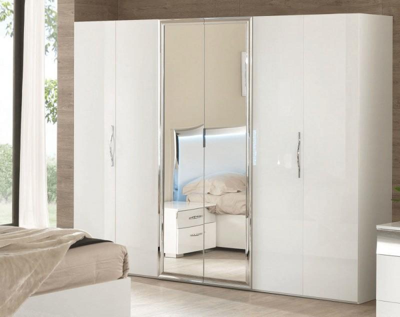 Купить белый шкаф с распашными дверями недорого шкаф на зака.