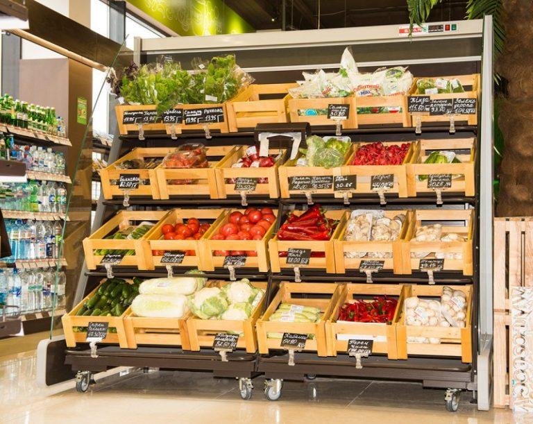 Оборудование для продажи фруктов