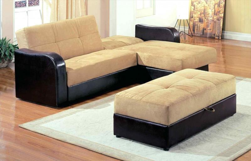 Мебель из искусственной замши