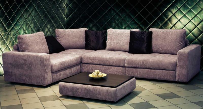 обивка мебели Флок дизайн интерьера